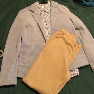 Casual Suit for Boy Used size 14